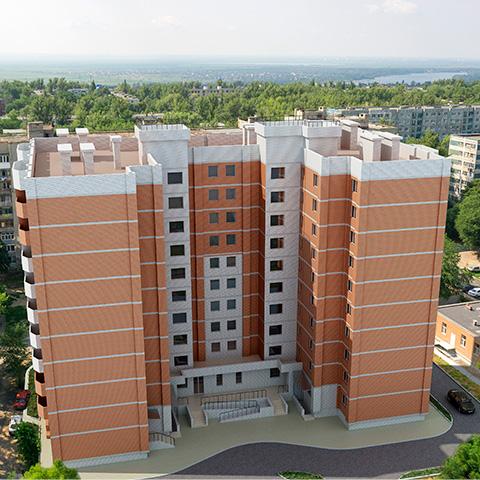 3D визуализация ЖК «Александровка»