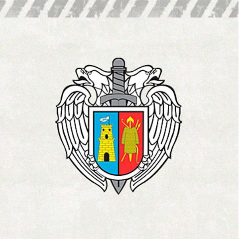 Сайт для охранного предприятия «Спецохрана»