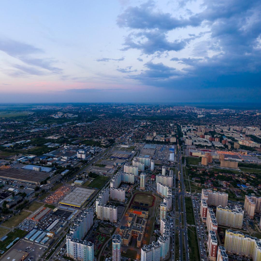 3D панорама ЖК «Западные ворота» в Левенцовке