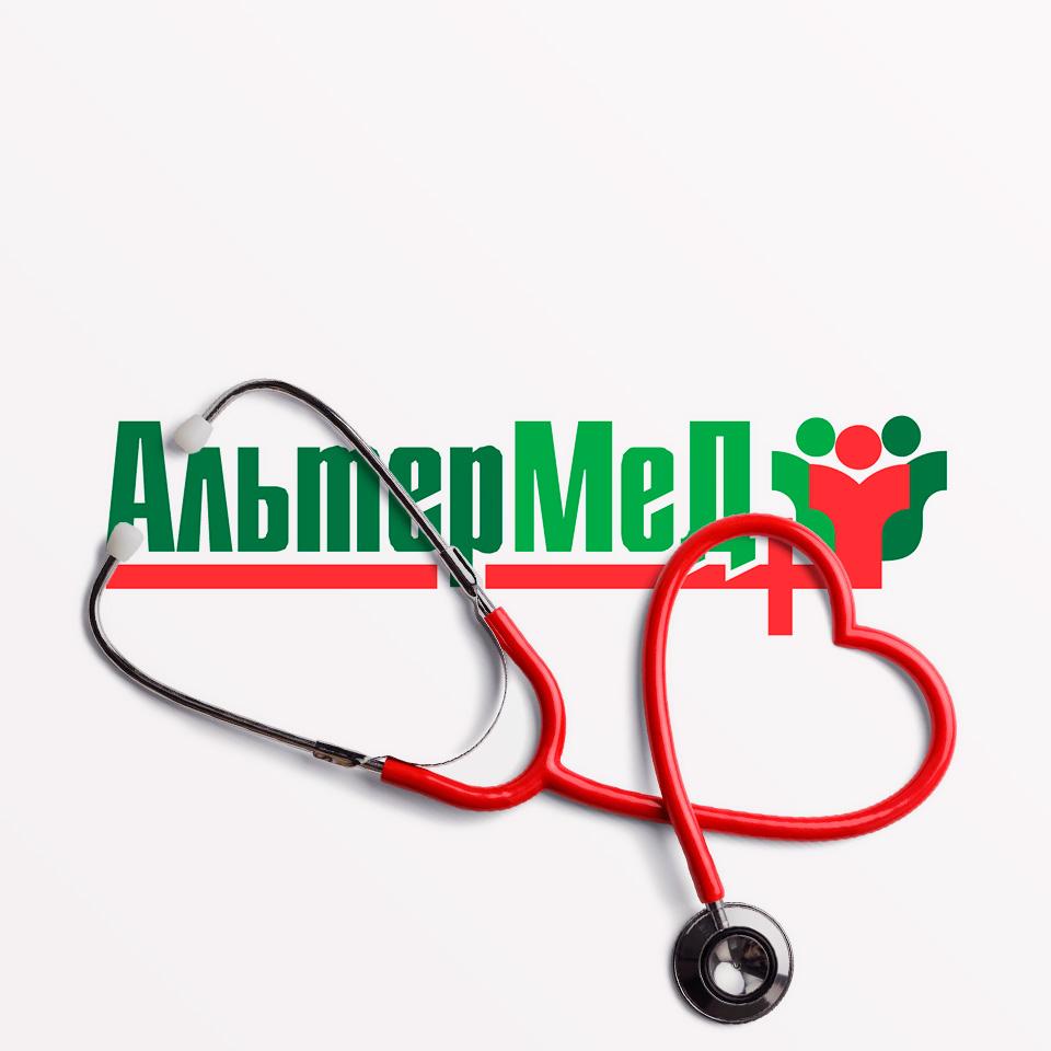 Сайт медицинского центра «АльтерМед+»