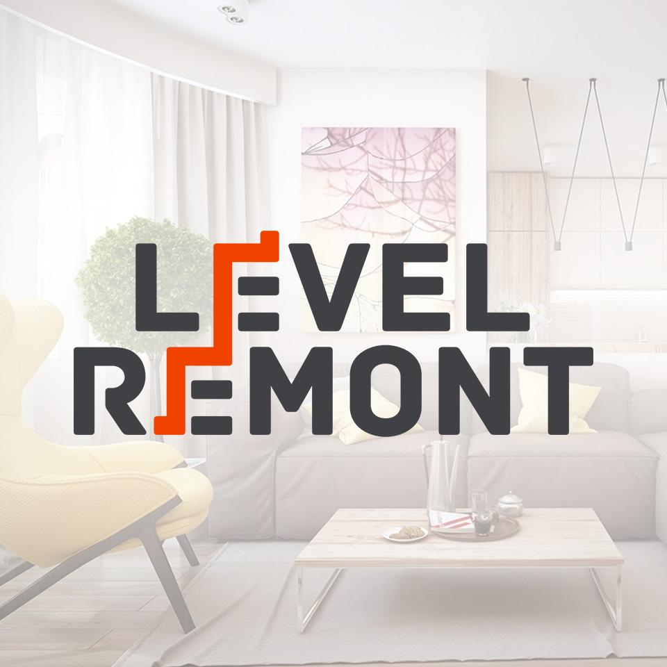 Разработка сайта для студии готовых интерьерных решений «LEVELREMONT»